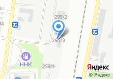 Компания «GT-сервис» на карте