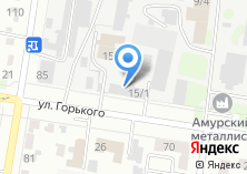 Компания «Амурптицепром» на карте