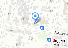 Компания «Амурагроцентр» на карте