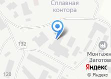 Компания «Амуркормопродукт» на карте