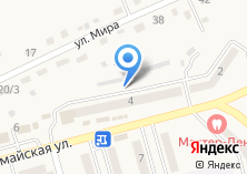 Компания «Юта-2» на карте