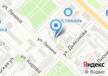 Компания «Почтовое отделение №694030» на карте