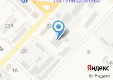 Компания «СахФишПродукт» на карте
