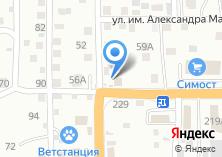 Компания «Колос» на карте