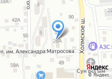 Компания «САХАЛИНСКАЯ ГЕОЛОГОРАЗВЕДОЧНАЯ ЭКСПЕДИЦИЯ» на карте