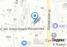 Компания «Южно-Сахалинская Евангельская» на карте