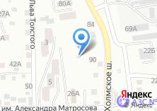 Компания «Огни Сахалина» на карте