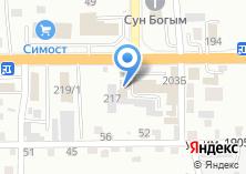 Компания «ТеплоДом» на карте