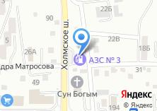 Компания «Мотодор» на карте