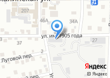 Компания «Магазин автошин» на карте