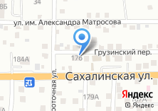Компания «Romantic» на карте