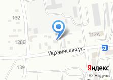 Компания «Трансфес Сахалин» на карте