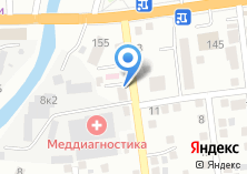 Компания «Сити Мотель» на карте