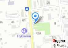 Компания «Южно-Сахалинский Хлебокомбинат им. И.И. Кацева» на карте