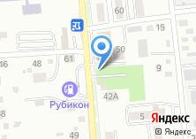 Компания «Утро Родины» на карте
