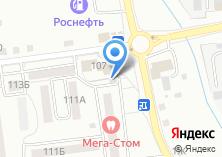 Компания «Заходи» на карте