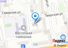 Компания «Горстрой» на карте