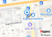 Компания «Декабист» на карте