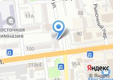 Компания «Персей» на карте
