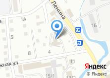 Компания «Дефест» на карте