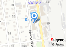 Компания «Самура» на карте