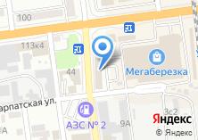 Компания «Караван мебели» на карте