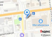 Компания «Мир-Трейд» на карте