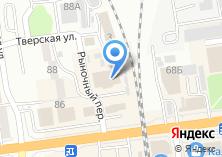 Компания «Швейное ателье» на карте