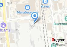 Компания «Российские стальные двери» на карте