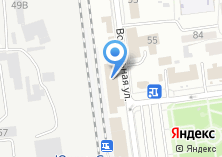 Компания «Почтовое отделение №19» на карте