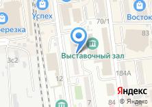 Компания «Air sakh» на карте