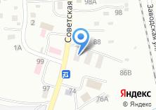 Компания «Парикмахерская» на карте