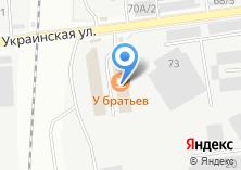 Компания «Азбука Мебели» на карте