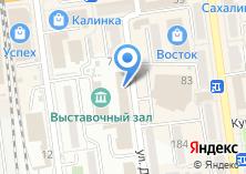 Компания «Sunidea» на карте