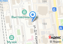 Компания «СимБат» на карте