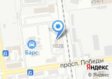 Компания «Friends» на карте