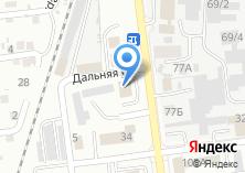 Компания «Сахалинская областная федерация спортивной гимнастики и прыжков на батуте» на карте