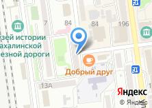 Компания «Дарья» на карте