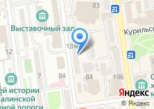 Компания «Восточный транзит» на карте