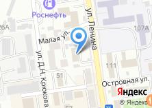 Компания «Южно-Сахалинская и Курильская Епархия» на карте