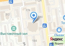Компания «Железнодорожная транспортная компания» на карте