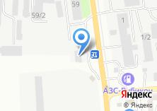 Компания «Автотехник 2» на карте