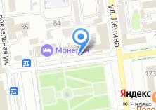 Компания «Атое» на карте