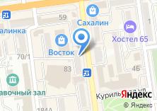 Компания «DNS Цифровой» на карте