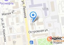Компания «OILSAKH.RU» на карте
