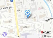 Компания «Мастерская Минутка» на карте