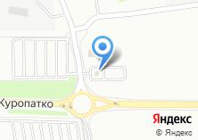 Компания «АЗС ТОК» на карте