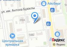 Компания «Колизей» на карте
