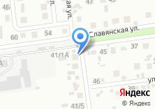 Компания «Чемансу А.П.» на карте
