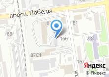 Компания «Синегорье-сервис» на карте
